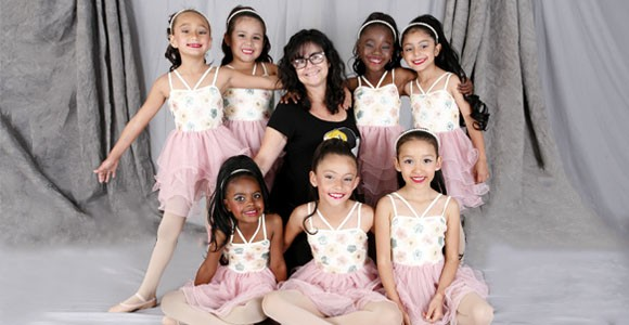 Our little dancers