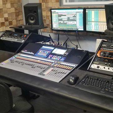 recorfing studio