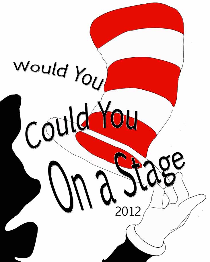 2012 - Would You, Could You, On A Stage